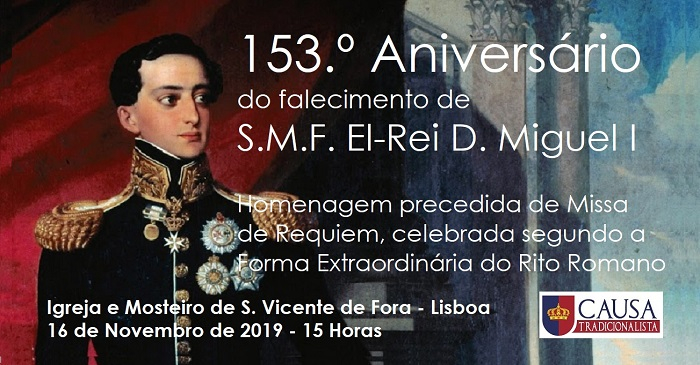 153 Anos D. Miguel
